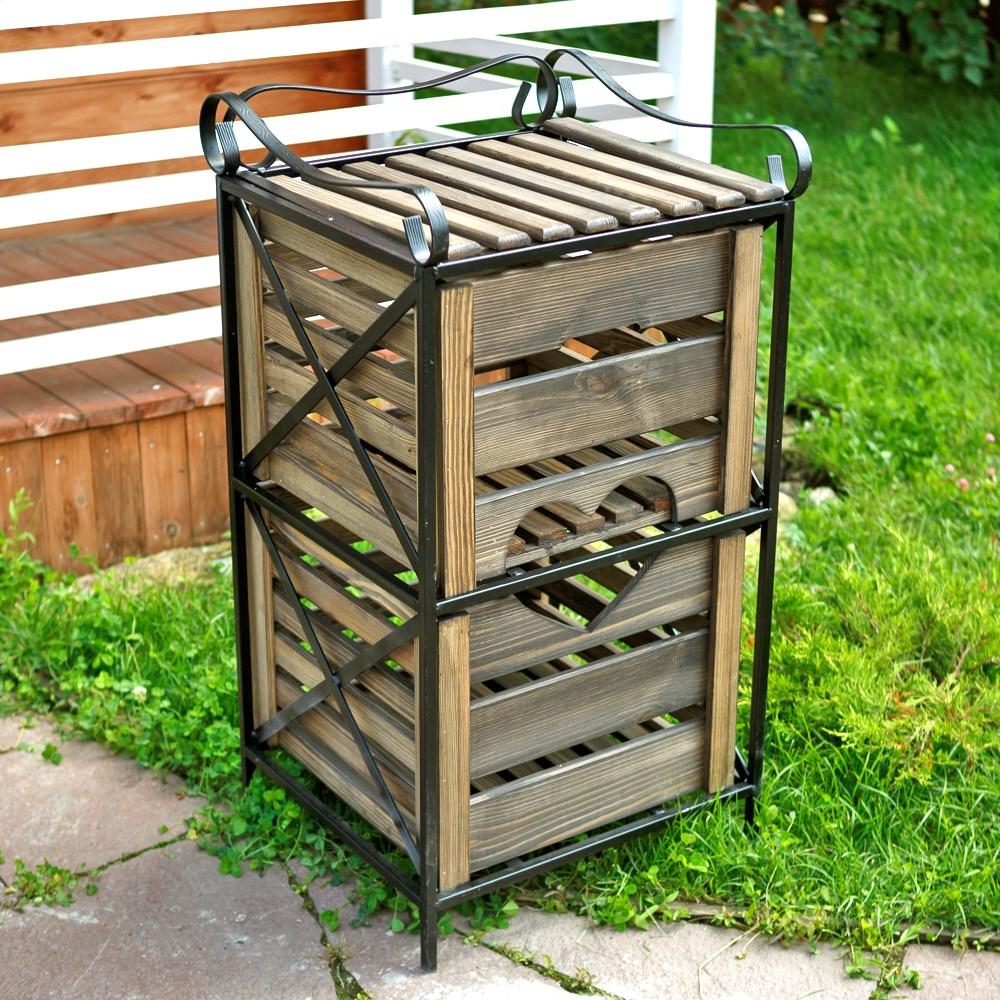 Ящик для садовых инструментов
