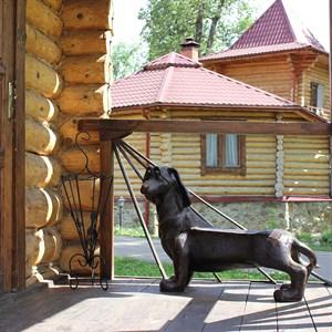 Лавка собака US07703
