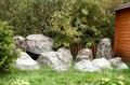 Крышка люка Камень декоративный - фото 32463
