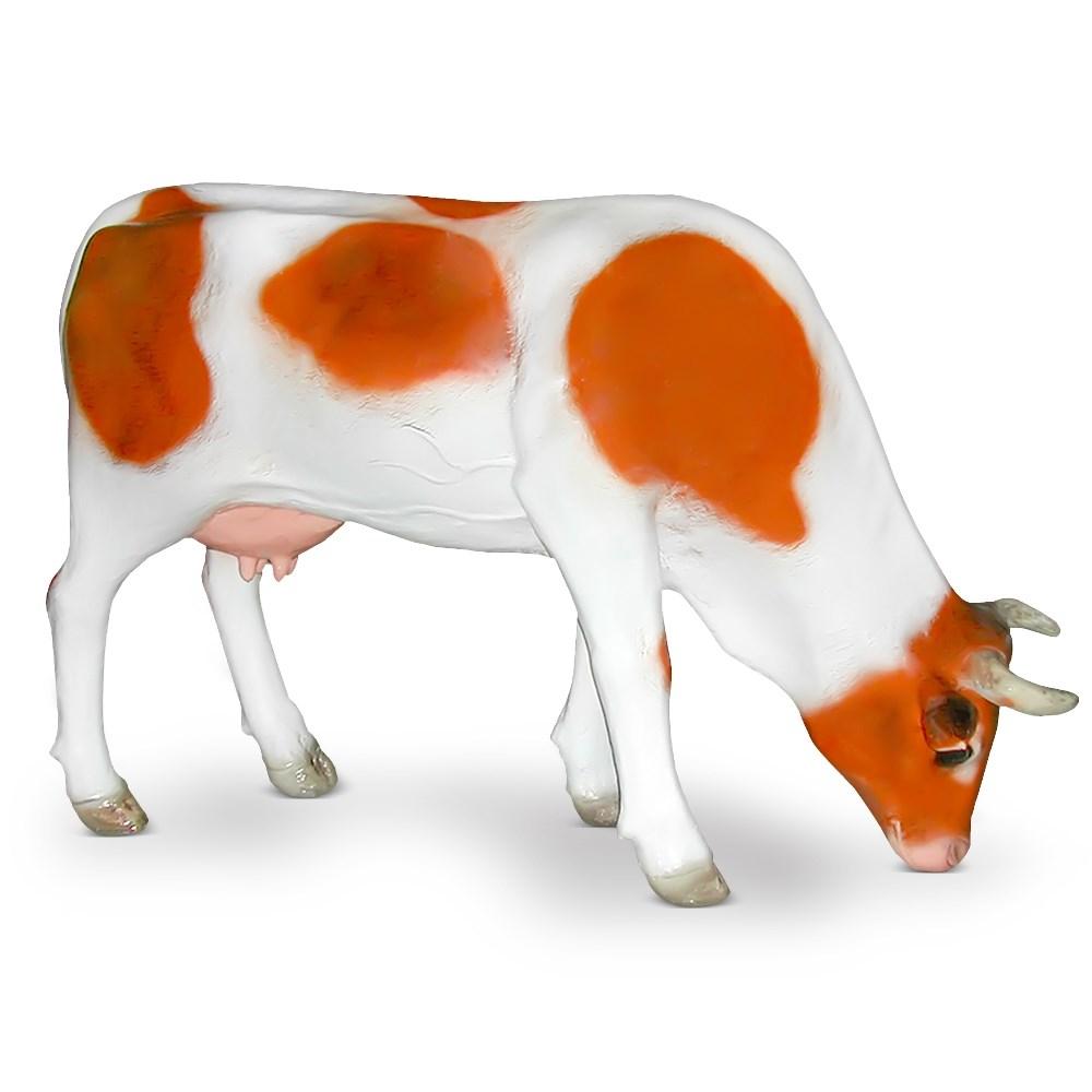 Фигура для дачи большая Корова