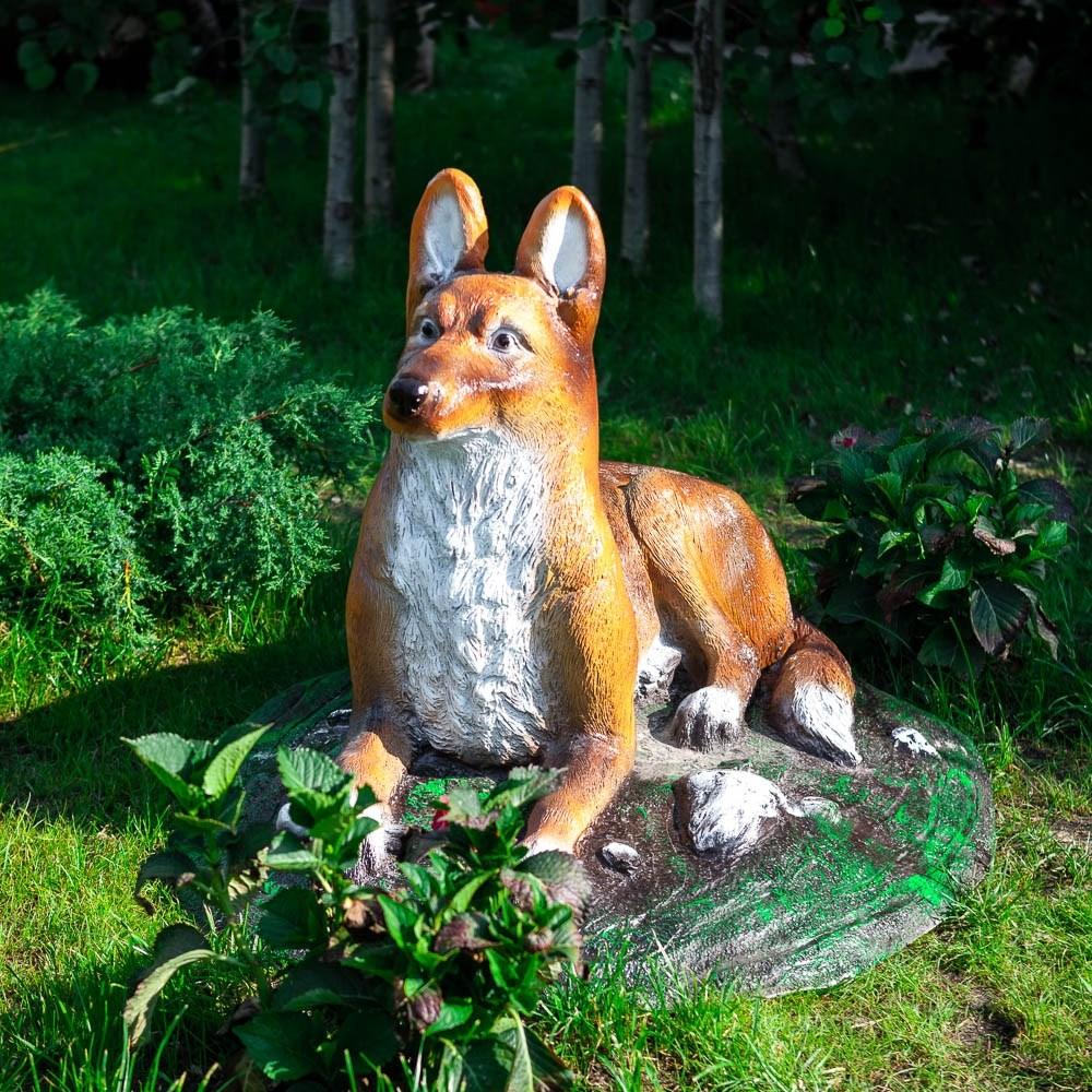 Собака овчарка