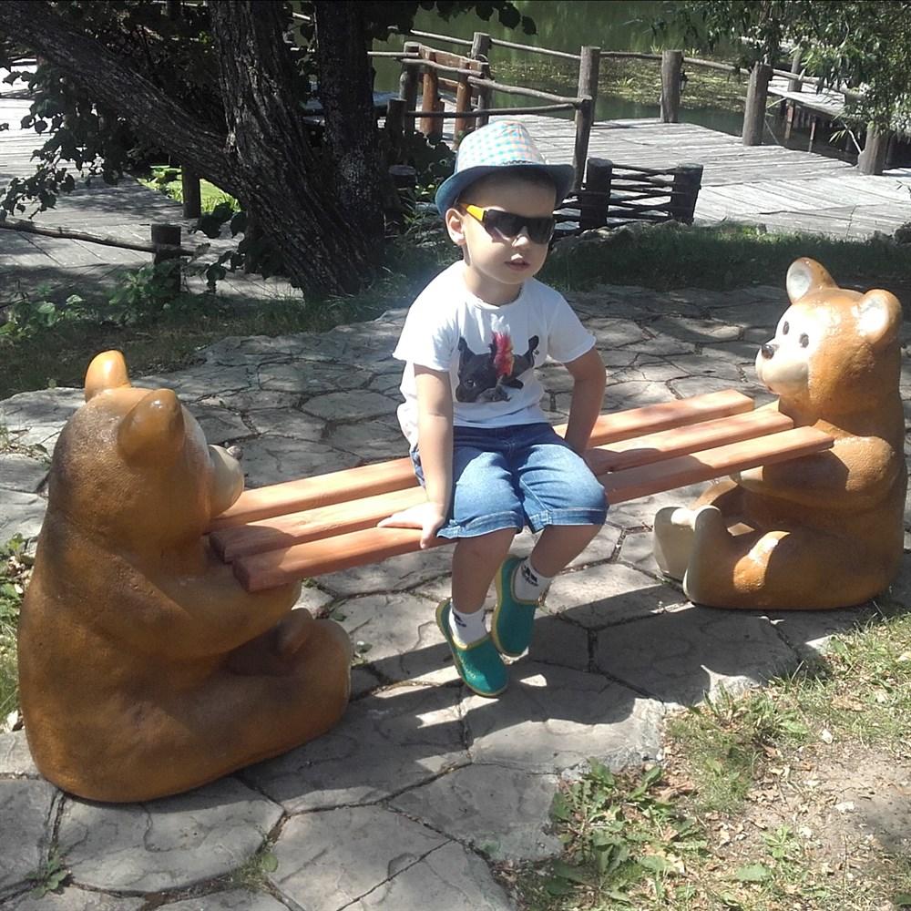 Скамейка для детских садов