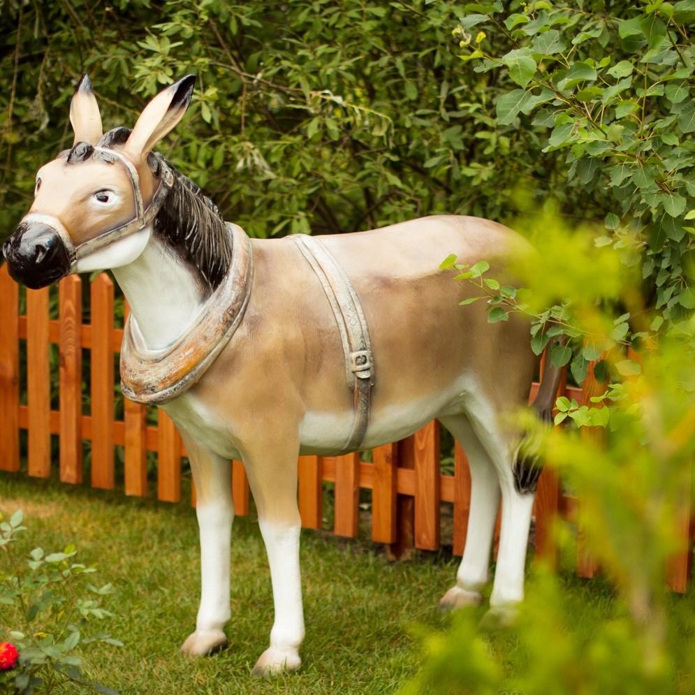 Садовая фигура Ишак - фото 15350