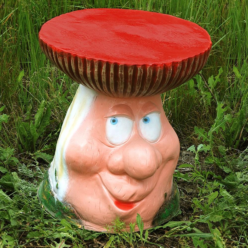Гриб Веселый стол садовый - фото 17012