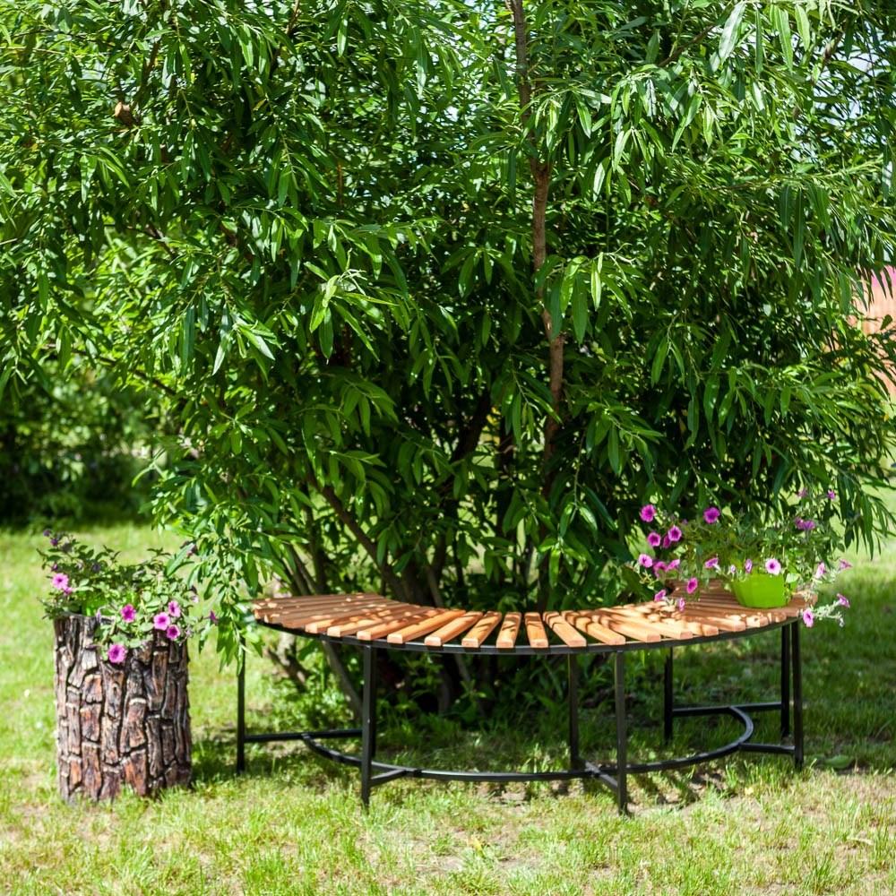 Скамейка садовая 891-56