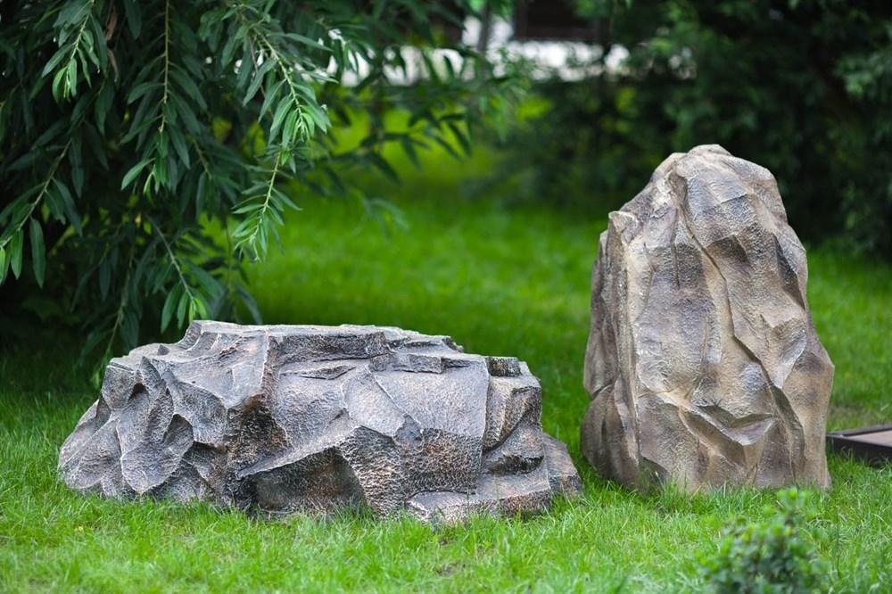 Декоративные камни для сада