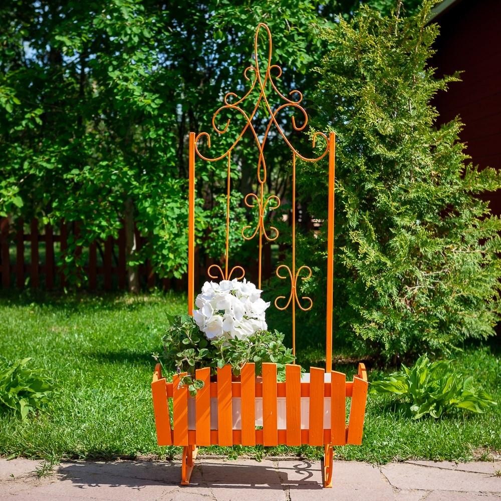 Декоративное ограждение для сада - фото 56161