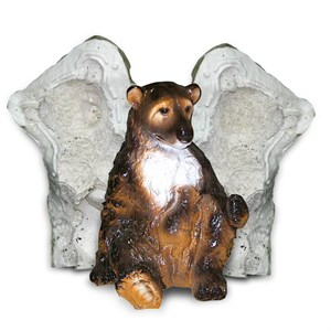 Форма для фигуры Медведица