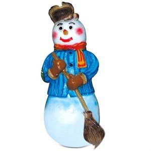 Садовая фигура Снеговик