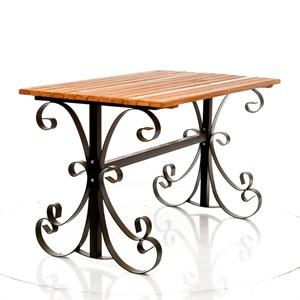 Дачный стол фото