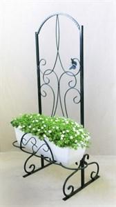 Подставка под цветы садовая