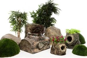 Садовые кашпо