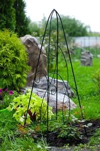 Садовая шпалера для роз