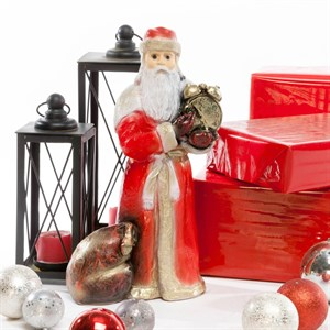 Садовая фигура Дед мороз