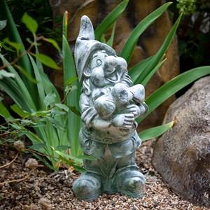 Садовая фигура Гном