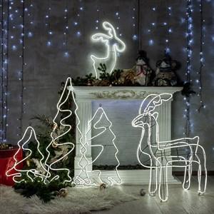 Светодиодные новогодние фигуры