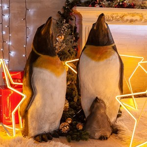 Фигуры Пингвинов