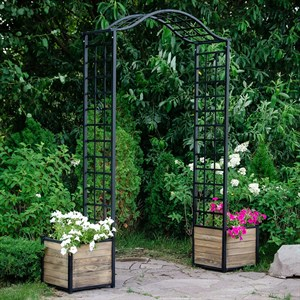 Арка садовая 863-51R