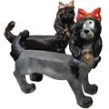 Декоративные лавки Собачки
