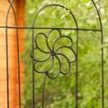 Шпалера Цветок в вазе - фото 17424