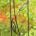 Шпалера Цветок в вазе - фото 17425