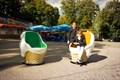 Уличное кресло мороженое