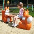 Лавка для детского сада