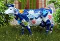 Садовая фигура Корова большая - фото 28764