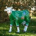 Ростовая фигура корова