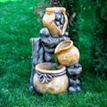 Декоративный фонтан для сада