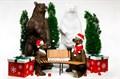 Скамейка Медведи Балу - фото 39903