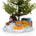Подставка для елки Снеговик - фото 41985