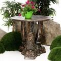 Садовый стол из стеклопластика