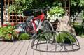 Стоянка велосипедная