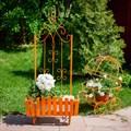 Декоративное ограждение для сада - фото 56162
