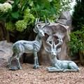 Скульптура Олень - фото 57557
