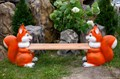 Лавка Белка красавица - фото 57875